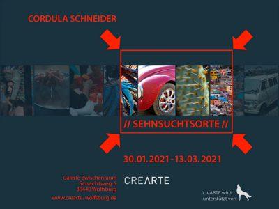 Cordula Schneider || SEHNSUCHTSORTE ||